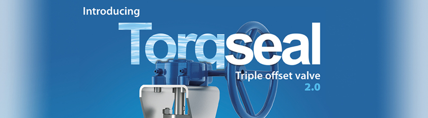 Torqseal triple offset 2.0 Launch