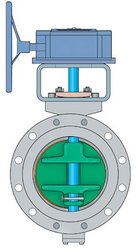 Velan Products Torqseal Triple Offset Butterfly Valves