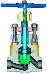HF酸性截止阀